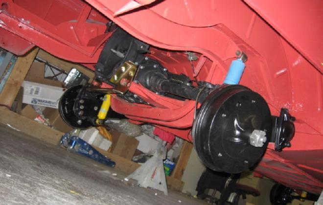 Volkswagen Deluxe Microbus under car brakes images suspension (1).jpg