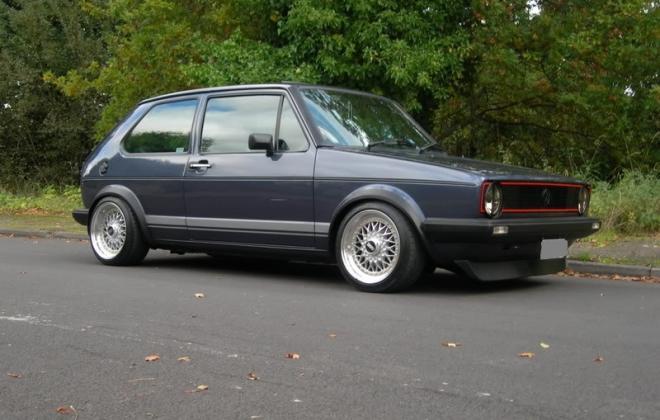Volkswagen Golf MK1 GTI Helios Blue Metallic paint Code LA5Y.jpg