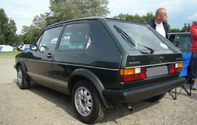 Volkswagen Golf MK1 GTI Oak Green Metallic paint Code L94E.jpg