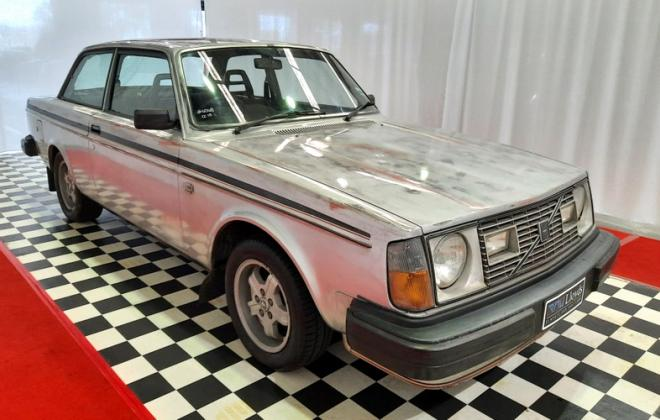 Volvo 242 GT high Km 1979 silver coupe images Australia (1).jpg