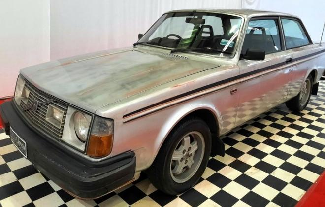 Volvo 242 GT high Km 1979 silver coupe images Australia (5).jpg