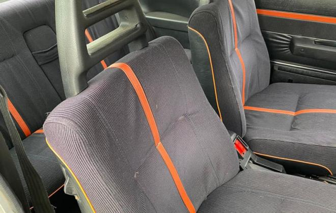 Volvo 242 GT interior images red and black trim image.jpg