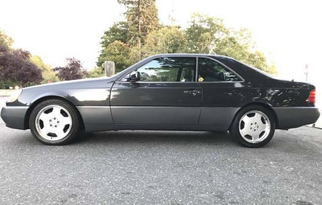 W140 C140 coupe with AMG Monoblocks Styling II Wheels USA canada.jpg