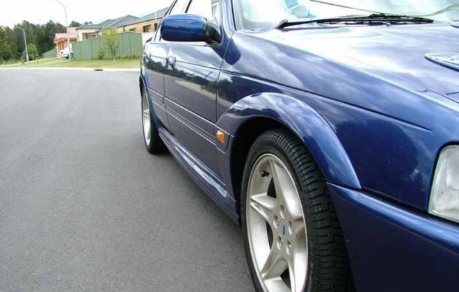 Wheel arch flares EB Falcon GT 1992 - 1993.jpg