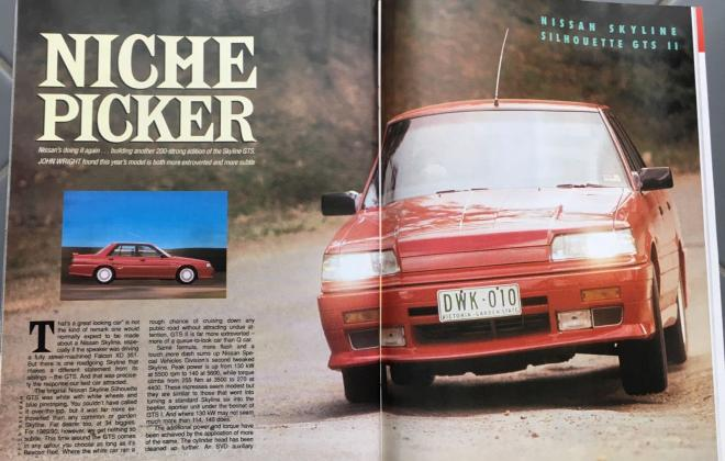Wheels Magazine Article GTS2 Skyline R31 Silhouette.jpg