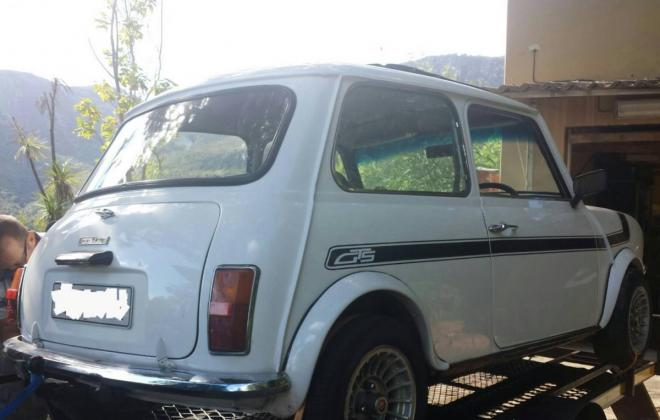 White 1976 Leyland Mini GTS (1).jpg