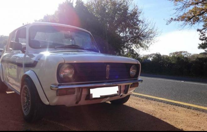 White 1976 Leyland Mini GTS (1).png