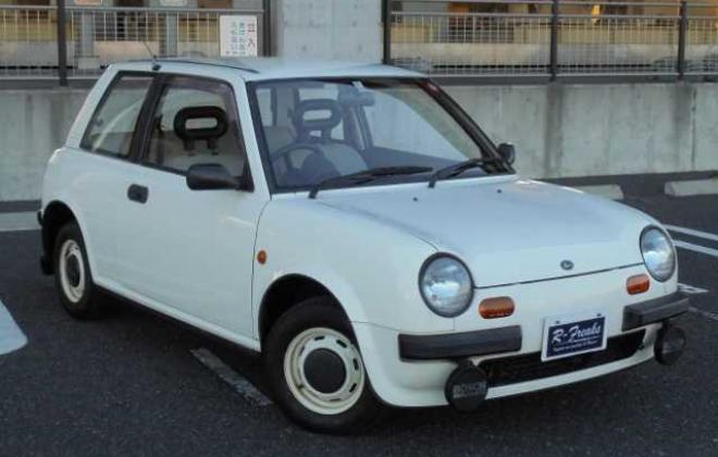 White 1988 Nissan BE-1 automatic images Japan 2021 (1).jpg