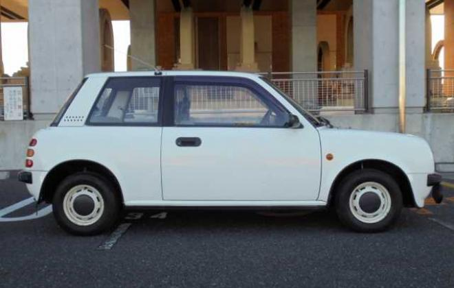 White 1988 Nissan BE-1 automatic images Japan 2021 (3).jpg