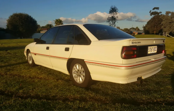 White 1990 Holden COmmodore VN SS for sale 2018 (6).png