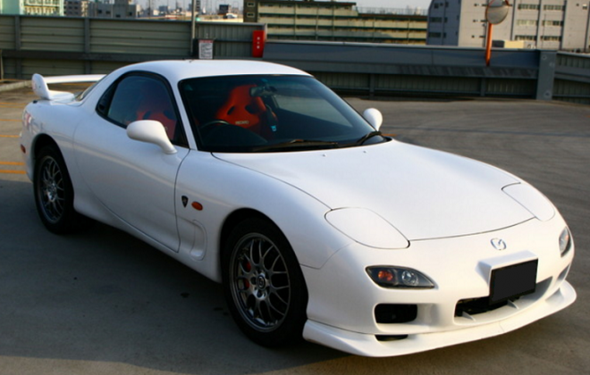 White RX7 front image RX-7 Spirit R Type A.png