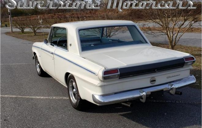 White with blue interior Studebaker Daytona Hardtop half vinyl trim (7).jpg