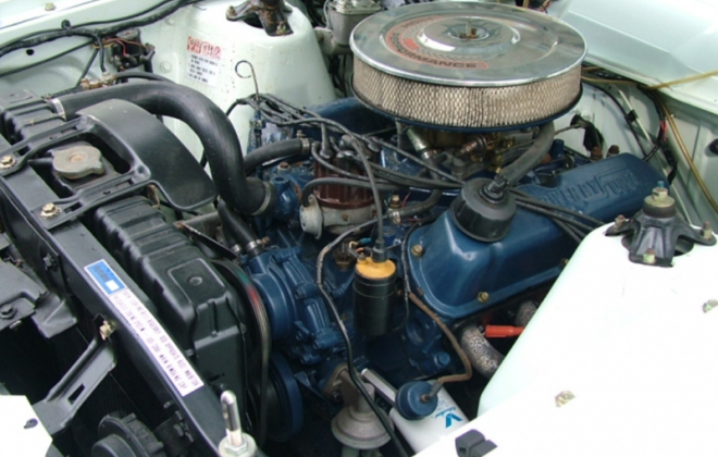Windsor XW GT 351 V8 engine image manual.png