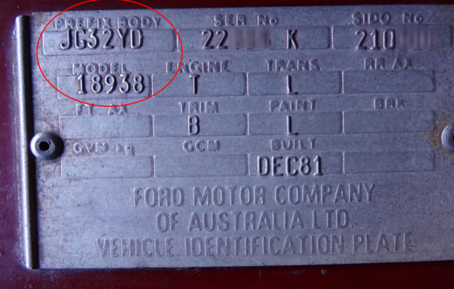 XD Ford ESP data plate body prefix number and model number location (1).png