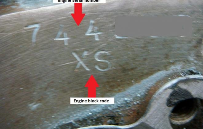 XS Pontiac GTO engine number codes.jpg