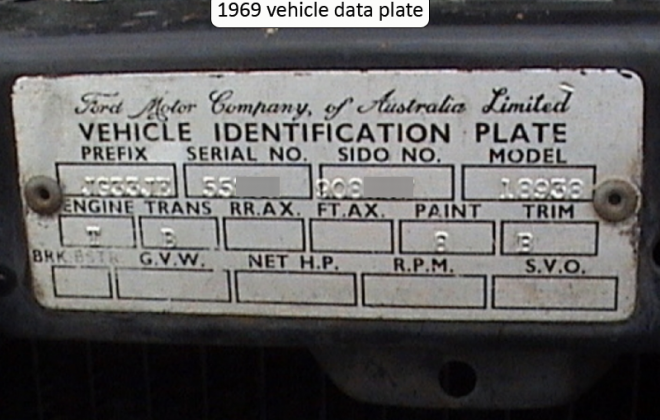 XW Ford Falcon GT 1969 data plate VIN chassis.png