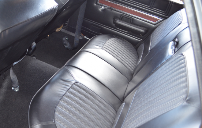 XW Ford Falcon GT Black vinyl trim rear seat.png