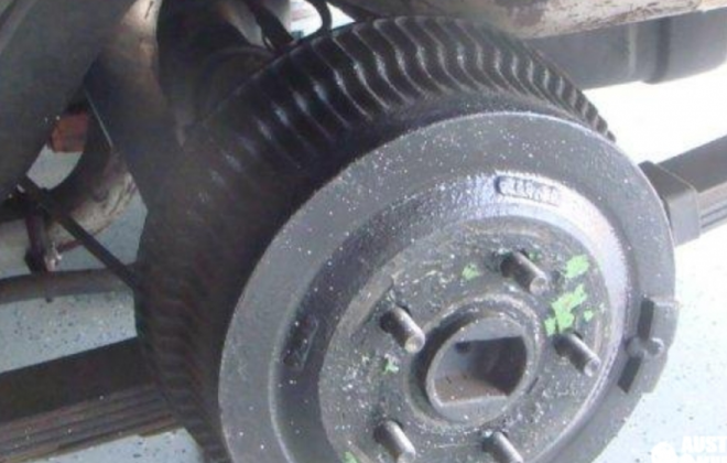 XW Ford Falcon GT rear drum brakes finned image.png