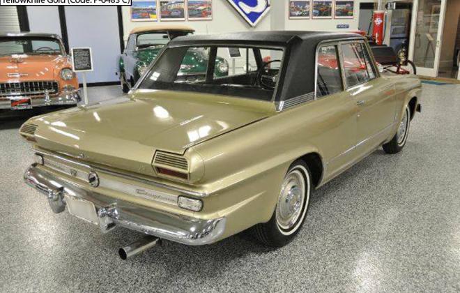 Yellowknife Gold 1966 Studebaker Daytoina Sports Sedan code P-6483 C (1).png