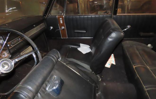 Yellowknife Gold 1966 Studebaker Daytona Sports Sedan images 2021 unrestored survivor (11).jpg