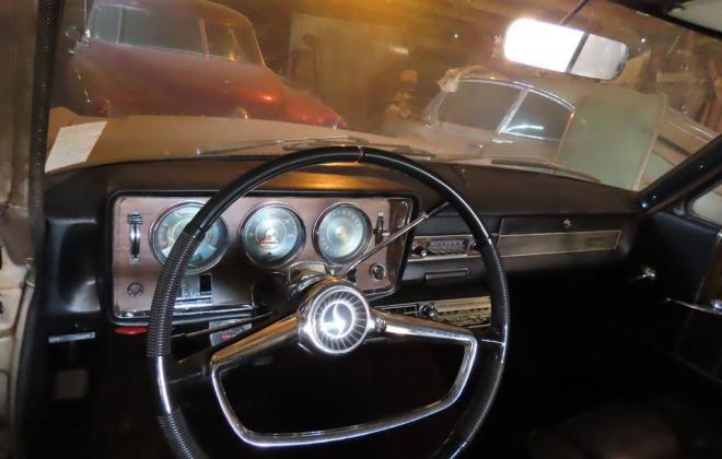 Yellowknife Gold 1966 Studebaker Daytona Sports Sedan images 2021 unrestored survivor (12).jpg