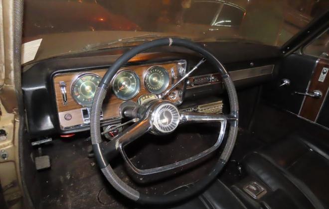 Yellowknife Gold 1966 Studebaker Daytona Sports Sedan images 2021 unrestored survivor (14).jpg