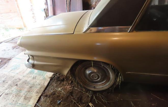 Yellowknife Gold 1966 Studebaker Daytona Sports Sedan images 2021 unrestored survivor (3).jpg
