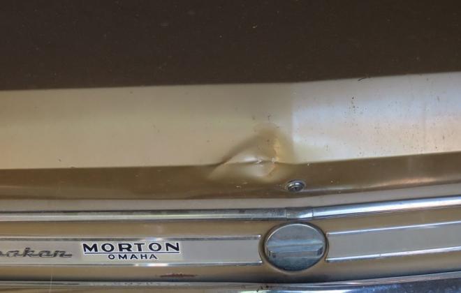 Yellowknife Gold 1966 Studebaker Daytona Sports Sedan images 2021 unrestored survivor (8).jpg