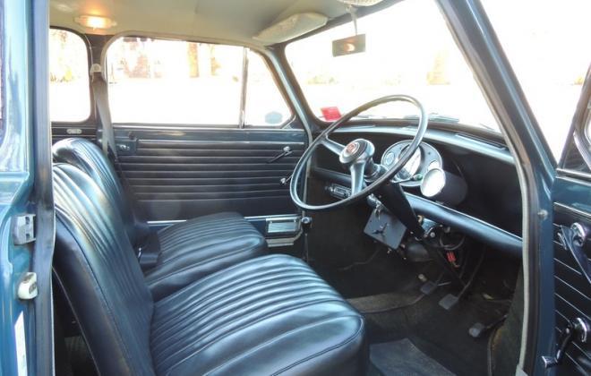 black interior best image MK1 Australian Cooper S.jpg