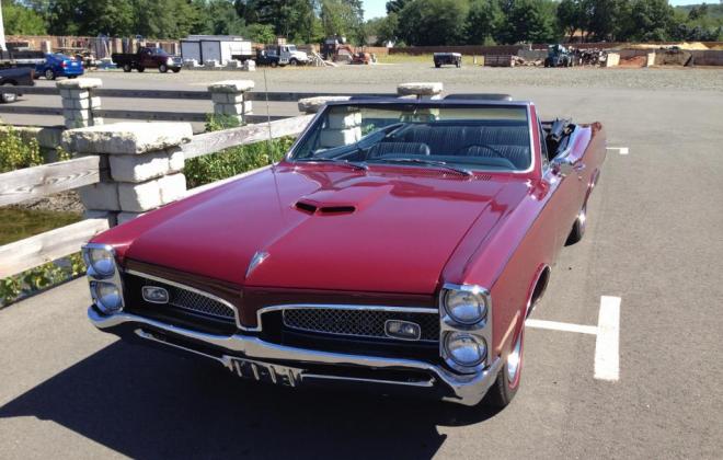 burgundy metallic 1967 Pontiac GTO.png