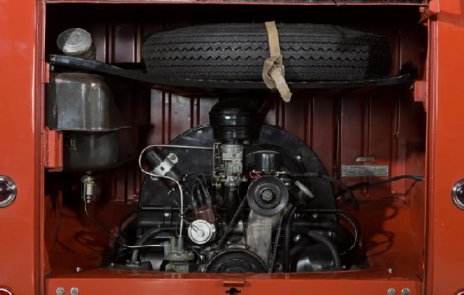 engine bay - Volkswagen Samba Bus Deluxe.png