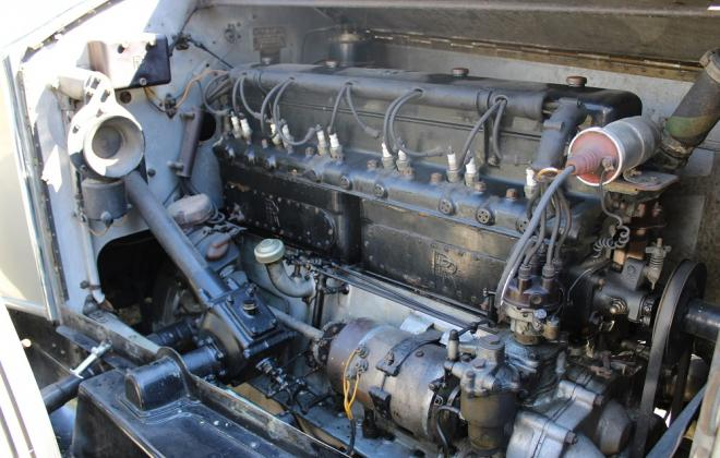 1927 Rolls Royce Phantom 1 For sale engine and chassis images Brewster (2).JPG