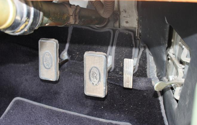 1927 Rolls Royce Phantom salamanca sedanca for sale interior images (17).JPG