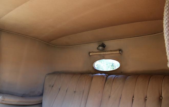 1927 Rolls Royce Phantom salamanca sedanca for sale interior images (6).JPG
