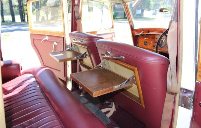 1951 Bentley Mark 6 Mark VI for sale southern highlands australia images interior (22).JPG