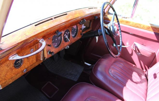 1951 Bentley Mark 6 Mark VI for sale southern highlands australia images interior (5).JPG