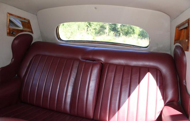1951 Bentley Mark 6 Mark VI for sale southern highlands australia images interior (8).JPG