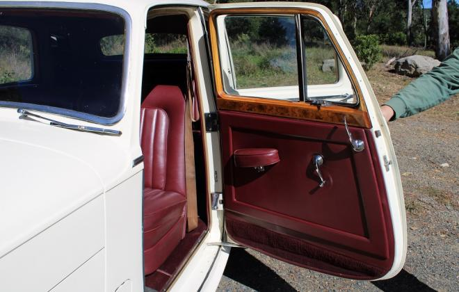 1951 Bentley Mark 6 Mark VI for sale southern highlands australia images interior (9).JPG