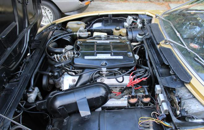 1974 Alfa Montreal for sale Australia engine images (1).jpg