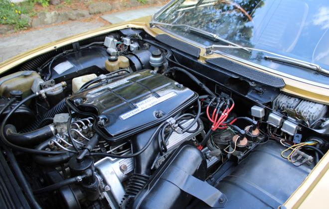 1974 Alfa Montreal for sale Australia engine images (10).jpg