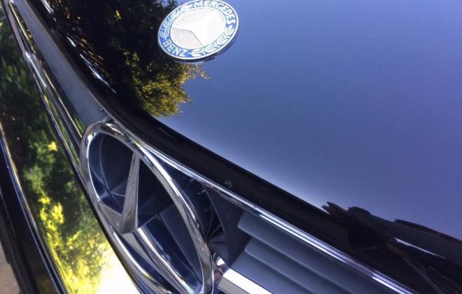 1991 Mercedes 560 SEC for sale black paint black leather images california (1).jpg
