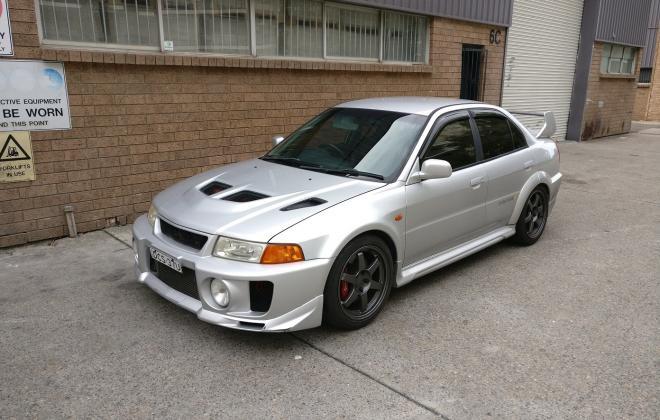 1998 Mitsubishi Lancer Evolution 5 for sale Sydney Australia Silver images (1).jpg