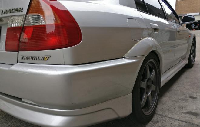 1998 Mitsubishi Lancer Evolution 5 for sale Sydney Australia Silver images (10).jpg