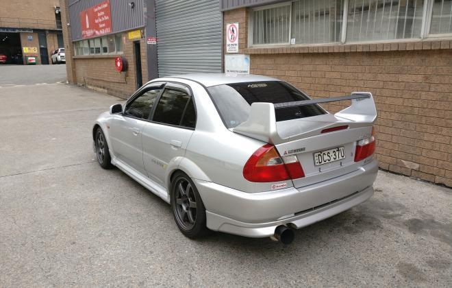 1998 Mitsubishi Lancer Evolution 5 for sale Sydney Australia Silver images (4).jpg