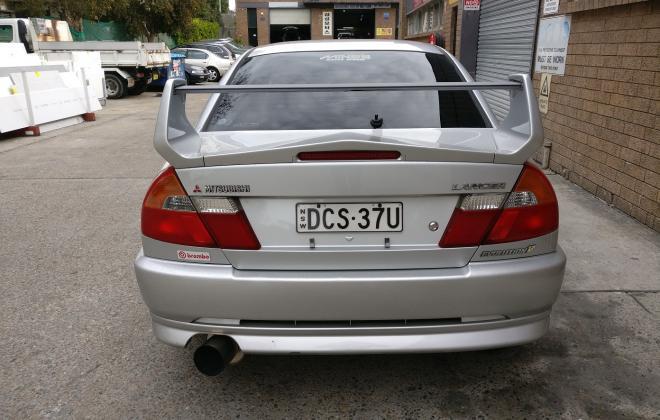 1998 Mitsubishi Lancer Evolution 5 for sale Sydney Australia Silver images (5).jpg