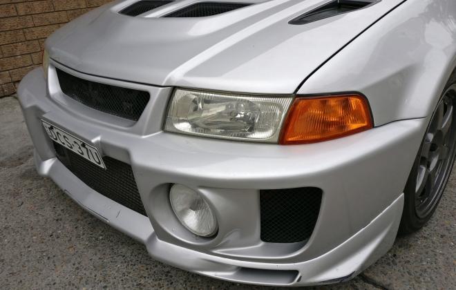 1998 Mitsubishi Lancer Evolution 5 for sale Sydney Australia Silver images (7).jpg