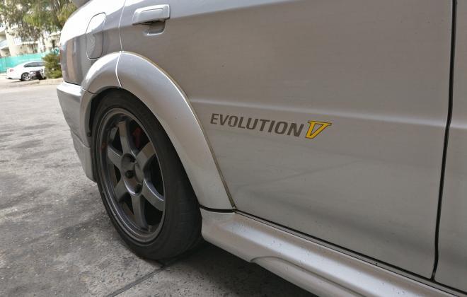 1998 Mitsubishi Lancer Evolution 5 for sale Sydney Australia Silver images (9).jpg