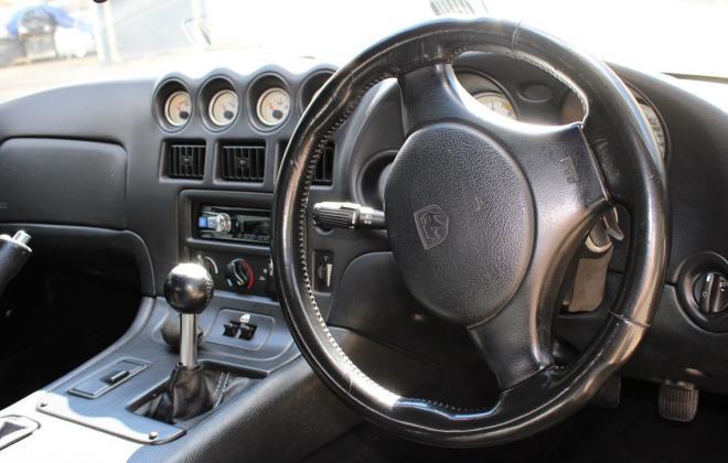2001 Series 2 Dodge Viper for sale Australia Viper Race Yellow image (116).JPG