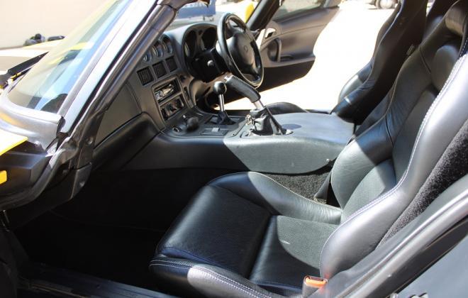 2001 Series 2 Dodge Viper for sale Australia Viper Race Yellow image (126).JPG