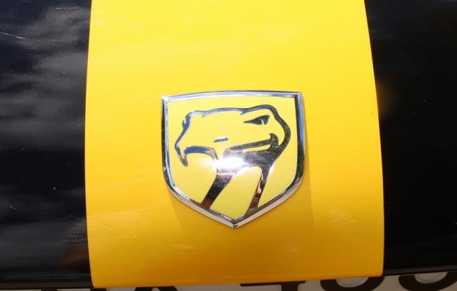 2001 Series 2 Dodge Viper for sale Australia Viper Race Yellow image (154).JPG